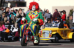 Kerak Shriners ride in the annual Nevada Day parade in Carson City, Nev. on Saturday, Oct. 29, 2016. <br />