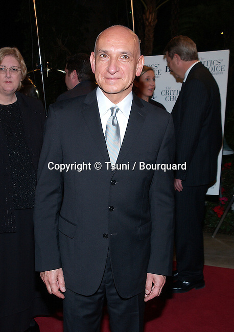 Ben Kingsley arriving at the 7th Broadcast Film Critics Ass. Awards at the Beverly Hills Hotel in Los Angeles.  January 11, 2002.           -            KingsleyBen02A.jpg