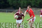 Liam Poff St Pats Colm O'Connor Dromid