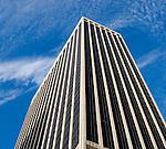 Skyscraper at 55 Water Street, New York, commercial office building....http://www.emporis.com/en/wm/bu/?id=55waterstreet-newyorkcity-ny-usa..http://www.55water.com/