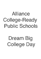 ALLIANCE Dream Big College Day