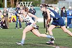 02-19-11 UC Davis vs Michigan WCLA Women's Lacrosse