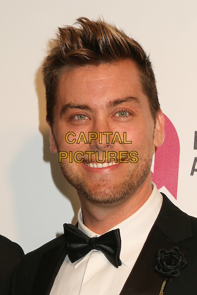 WEST HOLLYWOOD, CA - MARCH 2: Lance Bass attending the 22nd Annual Elton John AIDS Foundation Academy Awards Viewing/After Party in West Hollywood, California on March 2nd, 2014.  <br /> CAP/MPI/mpi99<br /> &copy;mpi99/MediaPunch/Capital Pictures
