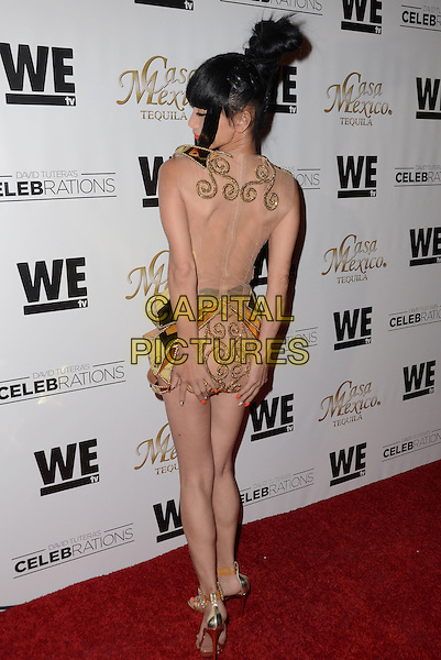 05 November - Hollywood, Ca - Bai Ling. Mario Lopez Introduces Casa Mexico Tequila On WE tv's David Tutera CELEBrations held Beso Restaurant . <br /> CAP/ADM/BT<br /> &copy;BT/ADM/Capital Pictures