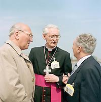 1985 Pausbezoek