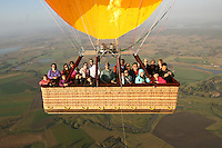 20131026 October 26 Hot Air Balloon Gold Coast