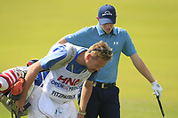 Matthew Fitzpatrick (ENG) on the 10th fairway during Round 3 of the HNA Open De France at Le Golf National in Saint-Quentin-En-Yvelines, Paris, France on Saturday 30th June 2018.<br /> Picture:  Thos Caffrey | Golffile