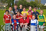 Competing in the Castleisland Gardai Town League were, front row l-r: Darragh McSweeney, Liam Laffan and Ann Marie OConnor. Back row l-r: Danny Browne, Ryan Downey, Stephen McCarthy, Orla White, Paul White, Rachel McDonnell, Michael Broderick, Shannon OSullivan, Darragh McCarthy and Michael Prenderville..