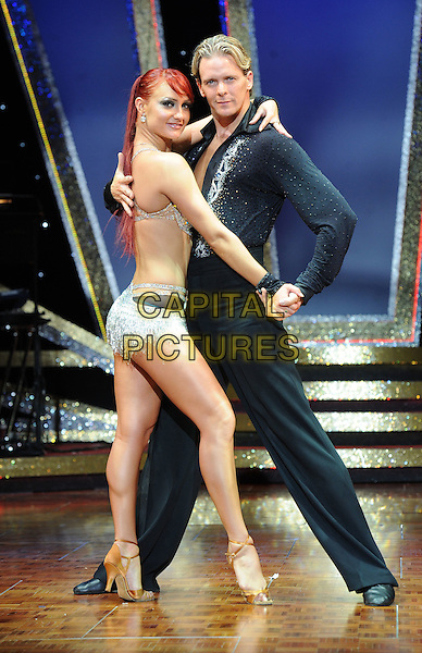 Dancers On Strictly Come Dancing Tour