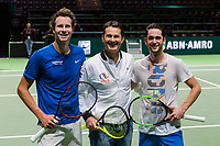 Rotterdam, Netherlands, 12 Februari, 2018, Ahoy, Tennis, ABNAMROWTT, <br /> Photo:tennisimages.com