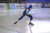 SCHAATSEN: BERLIJN: Sportforum Berlin, 07-12-2014, ISU World Cup, Antoinette de Jong (NED), ©foto Martin de Jong