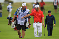 Andy Sullivan (ENG) on the 13th fairway during Round 2 of the 100th Open de France, played at Le Golf National, Guyancourt, Paris, France. 01/07/2016. <br /> Picture: Thos Caffrey | Golffile<br /> <br /> All photos usage must carry mandatory copyright credit   (&copy; Golffile | Thos Caffrey)