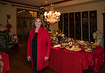 Lynne Simons hosted the Northern Nevada Women's Lawyer Association holiday benefit and party in Reno, Wednesday, Dec. 13, 2017.