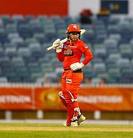 1st November 2019; Western Australia Cricket Association Ground, Perth, Western Australia, Australia; Womens Big Bash League Cricket, Perth Scorchers versus Melbourne Renegades; Tammy Beaumont of the Melbourne Renegades