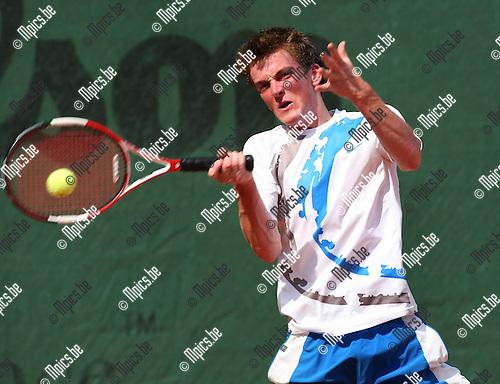 2009-07-22 / Tennis / Jan Geysen..Foto: Maarten Straetemans (SMB)