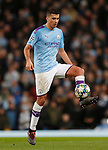 Rodri of Manchester City during the UEFA Champions League match against Shakhtar Donetsk at the Etihad Stadium, Manchester. Picture date: 26th November 2019. Picture credit should read: Darren Staples/Sportimage