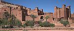 Kasbah, Ait Benhaddou, Morocco