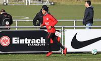 Jonathan de Guzman (Eintracht Frankfurt) - 30.01.2018: Eintracht Frankfurt Training, Commerzbank Arena