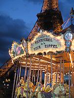 Eiffel Tower & Carrousel de la Tour Eiffel