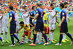 General view, <br /> JUNE 13, 2014 - Football /Soccer : <br /> 2014 FIFA World Cup Brazil <br /> Group Match -Group B- <br /> between Spain 1-5 Netherlands <br /> at Arena Fonte Nova, Salvador, Brazil. <br /> (Photo by YUTAKA/AFLO SPORT) [1040]