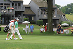 Rory McIlroy (NIR) walking down the 16th fairway on day 1 of the World Golf Championship Bridgestone Invitational, from Firestone Country Club, Akron, Ohio. 4/8/11.Picture Fran Caffrey www.golffile.ie