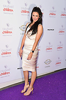 Jess Cunningham at the Caudwell Children Butterfly Ball at the Grosvenor House Hotel in London, UK.<br /> 25th May 2017.<br /> Picture: Steve Vas/Featureflash/SilverHub 0208 004 5359 sales@silverhubmedia.com