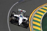 MELBOURNE, AUSTRALIA, 15.03.2014 - F1 - GP DA AUSTRALIA - O piloto brasileiro, Felipe Massa, da Williams, é visto durante a sessão de qualificação do Grande Prêmio de Fórmula 1 da Austrália, realizada no Circuito de Albert Park, em Melbourne, na Austrália , neste sábado. (Foto: Pixathlon / Brazil Photo Press).