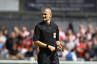 Referee Andrew Kitchen during Woking vs Welling United, Vanarama National League South Promotion Play-Off Final Football at The Laithwaite Community Stadium on 12th May 2019