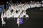 Japan team (JPN),<br /> SEPTEMBER 7, 2016 : Opening Ceremony at Maracana <br /> during the Rio 2016 Paralympic Games in Rio de Janeiro, Brazil. <br /> (Photo by Shingo Ito/AFLO)