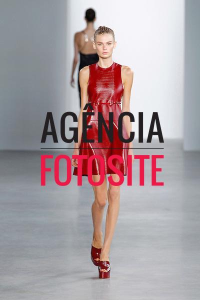 Nova Iorque, EUA &sbquo;09/2014 - Desfile de Calvin Klein na Semana de moda de Nova Iorque  -  Verao 2015. <br /> <br /> Foto: FOTOSITE