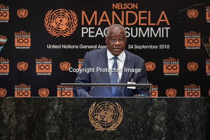 Opening Plenary Meeting of the Nelson Mandela Peace Summit<br /> <br /> ???????????