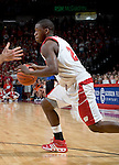 MADISON, WI - NOVEMBER 8: Guard Mickey Perry #2 of the Wisconsin Badgers handles the ball against the Carroll College Pioneers at the Kohl Center on November 8, 2006 in Madison, Wisconsin. The Badgers beat the Pioneers 81-61. (Photo by David Stluka)