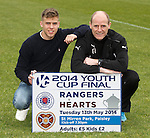 120514 Rangers Youth Cup Preview