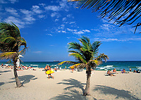 USA, Florida, Fort Lauderdale: Beach | USA, Florida, Fort Lauderdale: Beach