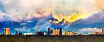 Las Vegas Skyline 20190117
