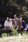 "Prince Felipe and Princess Letizia of Spain visit ""Sierra de Guadarrama"" recenty designated ""National Park"" in Madrid, Spain. July 10, 2013. (Victor J Blanco/Alterphotos)"