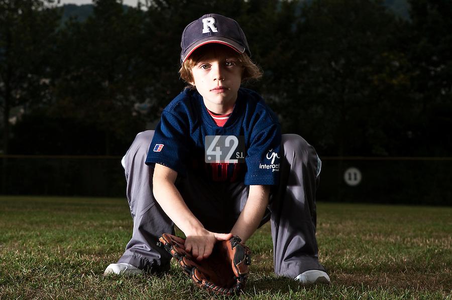 23 September 2009:  Team Rouen under 10 years old.