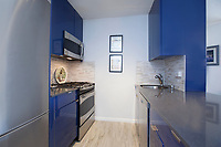 Kitchen at 415 East 37th Street