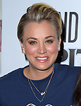 Kaley Cuoco-Sweeting  attends The 4th Annual Stand Up for Pits event at the Hollywood Improv in West Hollywood, California on November 02,2014                                                                               © 2014 Hollywood Press Agency