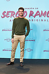 Antoine Antoniadis in the world preview of EL CORAZÓN DE SERGIO RAMOS, documentary series about the life of the captain of Real Madrid and the Spanish Soccer Team, at the Reina Sofía Museum on September 10, 2019 in Madrid, Spain.<br />  (ALTERPHOTOS/Yurena Paniagua)
