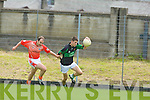 Curchill v Brosna in the Novice club final at Austin Stack Park on Sunday