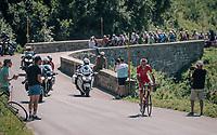 Stage 11: Albertville > La Rosière / Espace San Bernardo (108km)<br /> <br /> 105th Tour de France 2018<br /> ©kramon