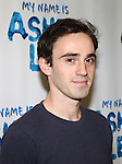 Ari Brand attends the Meet & Greet for the new Off-Broadway Play 'My Name Is Asher Lev'  at the Davenport Studios on 10/22/2012 in New York City.