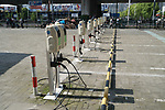 Shared bicycles Electric vehicles Transport Chibna