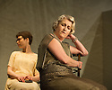 WASTE, by Harley Granville Barker, directed by Roger Michell, opens at the National Theatre. Picture shows: Emerald O'Hanrahan (Lucy Davenport), Sylvestra le Touzel (Frances Trebell).