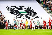 GRONINGEN - Voetbal, FC Groningen - FC Twente, Eredivisie, seizoen 2019-2020, 10-08-2019, leeg vak F