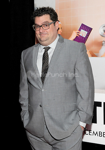 NEW YORK, NY - December 8: Bobby Moynihan attends the 'Sisters' New York premiere at Ziegfeld Theater on December 8, 2015 in New York City. Photo Credit: John Palmer/MediaPunch