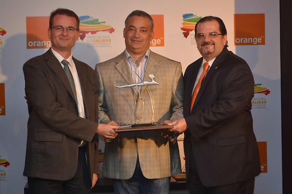 Celebración del aniversario de ORANGE..Foto: Ariel Díaz-Alejo/acento.com.do.Fecha: 08/11/2012.