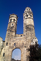 France, Burgundy, Macon, Bourgogne, Saone-et-Loire, Europe, wine region, St. Vincent Tower in the city of Macon.