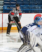 Sudbury, ON - April 25 2018 - Game 9 - Sudbury Nickel Capital Wolves vs Moncton Flyers the 2018 TELUS Cup at the Sudbury Community Arena in Sudbury, Ontario, Canada (Photo: Matthew Murnaghan/Hockey Canada)